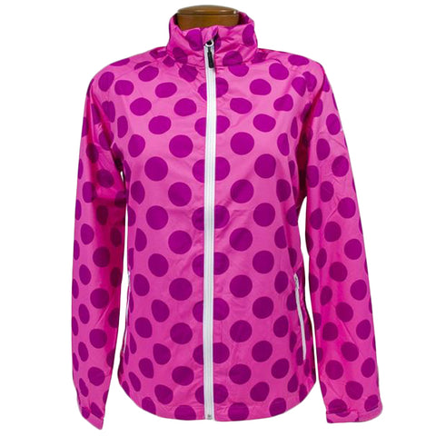 Abacus Women's Glade Wind Jacket-Lipstick