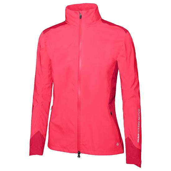 Galvin Green Womens AKITA GORE-TEX PACLITE Waterproof Jacket - CHERRY/ROSE