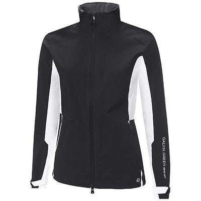 Galvin Green Womens ALICIA GORE-TEX PACLITE Jacket - BLACK/WHITE
