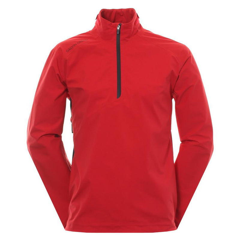 Galvin Green Mens Ames Paclite Gore-Tex Waterproof Jacket - RED / BLACK