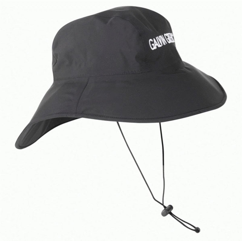 Galvin Green Mens AURA GORE-TEX® HAT- BLACK