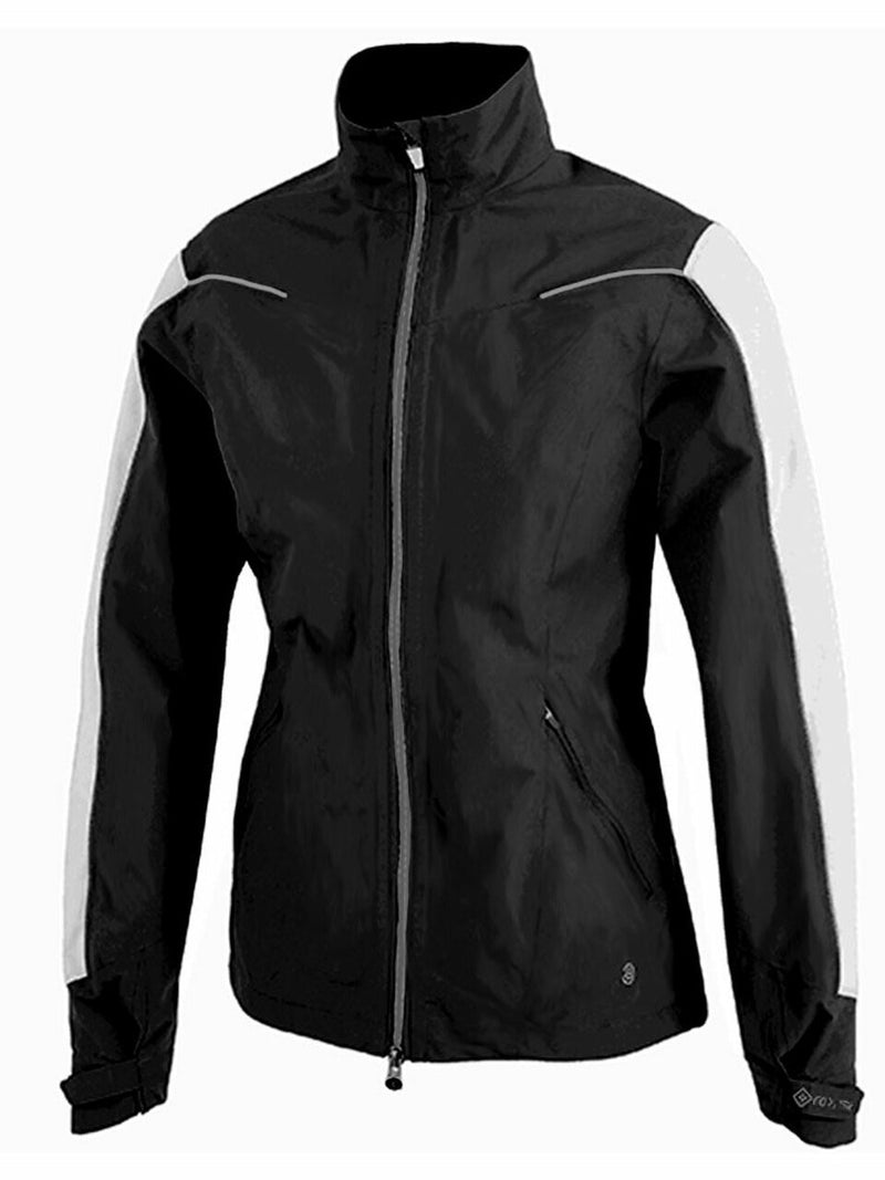 Galvin Green Womens AINO GORE-TEX Waterproof Jacket - Black/White/Silver