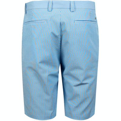 G/Fore Men's SEERSUCKER SHORTS - SAPHHIRE