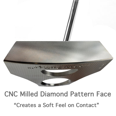 Tour B1 Heavy Putter - CNC Milled - Center Shafted