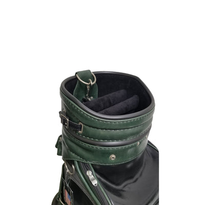 Belding Staff Bag - GREEN/GREY