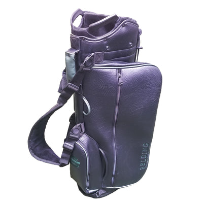 Belding Stand Bag - BLACK/GREEN