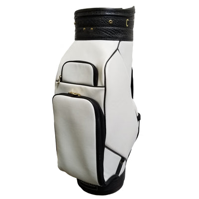 Belding Staff Bag - White