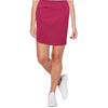 Womens Catwalk Z Knit Skirt - Beet
