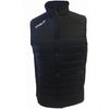 Proquip Men's Therma Wind Tour Vest Full Zip Quilted Gilet - Black