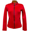 Catwalk City Jacket - Red Marini