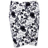 Catwalk Crossover Skirt - White Blossom