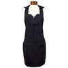 Catwalk Honey Knit Dress - Black 2.0