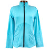 Catwalk Pocket Zippy Jacket - Aqua