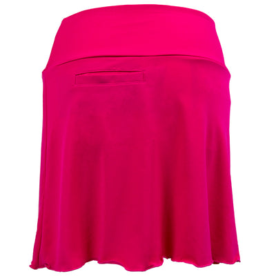 Catwalk Reversible Skirt - Lipstick/Orange