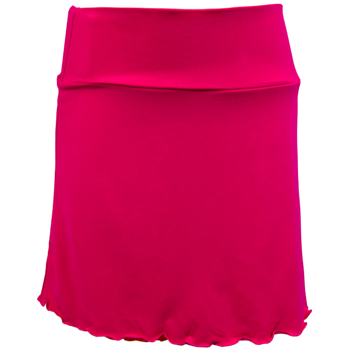 Womens Catwalk Reversible Skirt - Lipstick/Orange