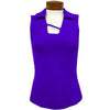 Catwalk Tanya Sleeveless Golf Top - Concorde
