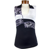 Catwalk 1141 Sleeveless Golf Top - Tribal
