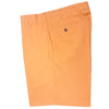 Mens Flat Front Chambray Walk Short - TANGERINE