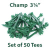 Set of 50 Champ Zarma FLYtee™ 3 ¼""