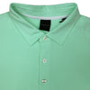 Dunning Jersey Golf Polo - BEACH GLASS