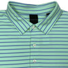 Dunning Jersey Golf Polo - BEACH GLASS/ SURF BLUE
