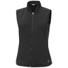 Galvin Green Womens DAWN Insula Body Warmer Vest - BLACK