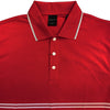 Dunning Jersey Golf Polo - RED