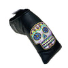 Sugar Skull Limited Edition Leather Putter Cover - Blade