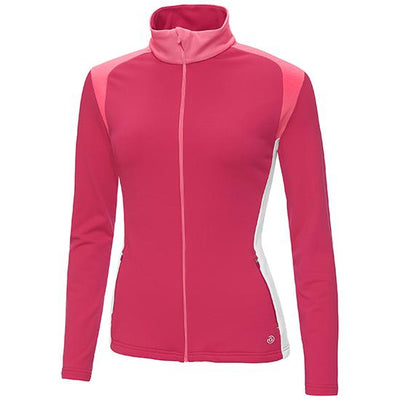 Galvin Green Womens DOROTHY Insula Body Warmer Jacket - AZALEA/ PINK