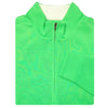 Mens 1/2 Zip Pullover with 2 Lower Pockets - LONG SLEEVE - IRISH GREEN