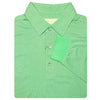 Mens Long Sleeve 2 Color Jersey - IRISH GREEN/MELANGE GREY