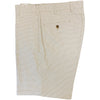 Donald Ross Flat Front Performance Walk Short - KHAKI - Final Sale