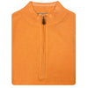 Donald Ross Cotton Sweater VEST - CITRUS - Final Sale