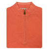 Donald Ross Cotton Sweater VEST - CORAL - Final Sale