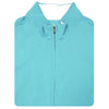 Mens 1/2 Zip Pullover With 2 Pockets VEST- AQUA