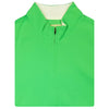 Mens 1/2 Zip Pullover with 2 Lower Pockets - VEST - IRISH GREEN