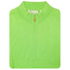 Mens 1/2 Zip Sweater VEST - KEYLIME