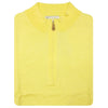 Mens 1/2 Zip Sweater LONG SLEEVE- BUTTER