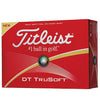 Titleist DT TruSoft Golf Balls - Prior Generation - 2018