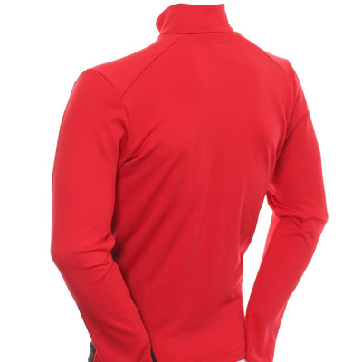 Galvin Green Mens DYLAN INSULA™ BODY WARMER Pullover -  RED / BLACK