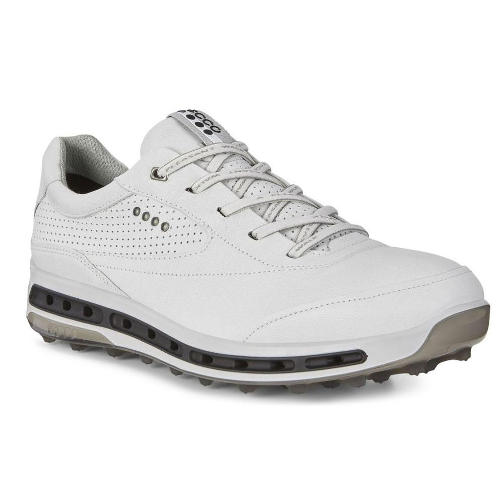 ff181319 ECCO MENS GOLF COOL PRO - WHITE/BLACK
