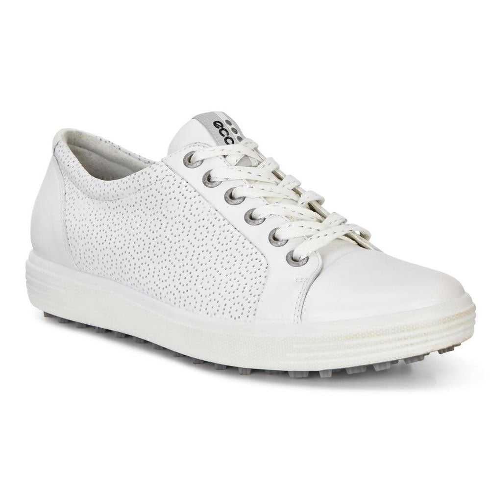 5c5010e08c64 ECCO Women s Casual Hybrid Golf Shoes - White - Golf Anything US