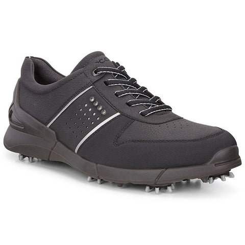 ECCO Men's Base One Golf Shoes - Black