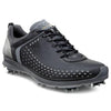ECCO Men's Golf Biom G2 Golf Shoe Black/Transparent