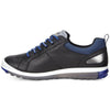 ECCO Men's Biom Hybrid 2 GTX Golf Shoes - Black/Royal