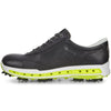ECCO MENS GOLF COOL GTX  (Gore-Tex) Golf Shoes - Black/Dritton G5