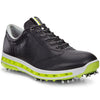 ECCO MENS GOLF COOL GTX  (Gore-Tex) Golf Shoes - Black/Dritton G5 - IN STOCK