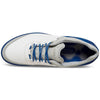 ECCO Men's Cage Golf Shoes - White/Royal