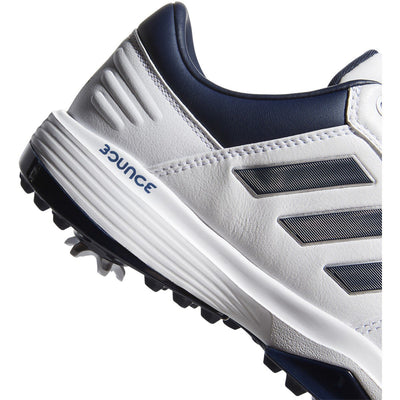 ADIDAS MEN'S Ltd Edition 360 BOUNCE 2.0 GOLF SHOES - WHITE / NAVY