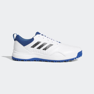 ADIDAS MEN'S CP TRAXION SPIKELESS SHOES - CLOUD WHITE